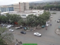 Part of Nakuru town from a distance