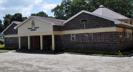 The County Assembly of Nakuru Plenary Hall Building