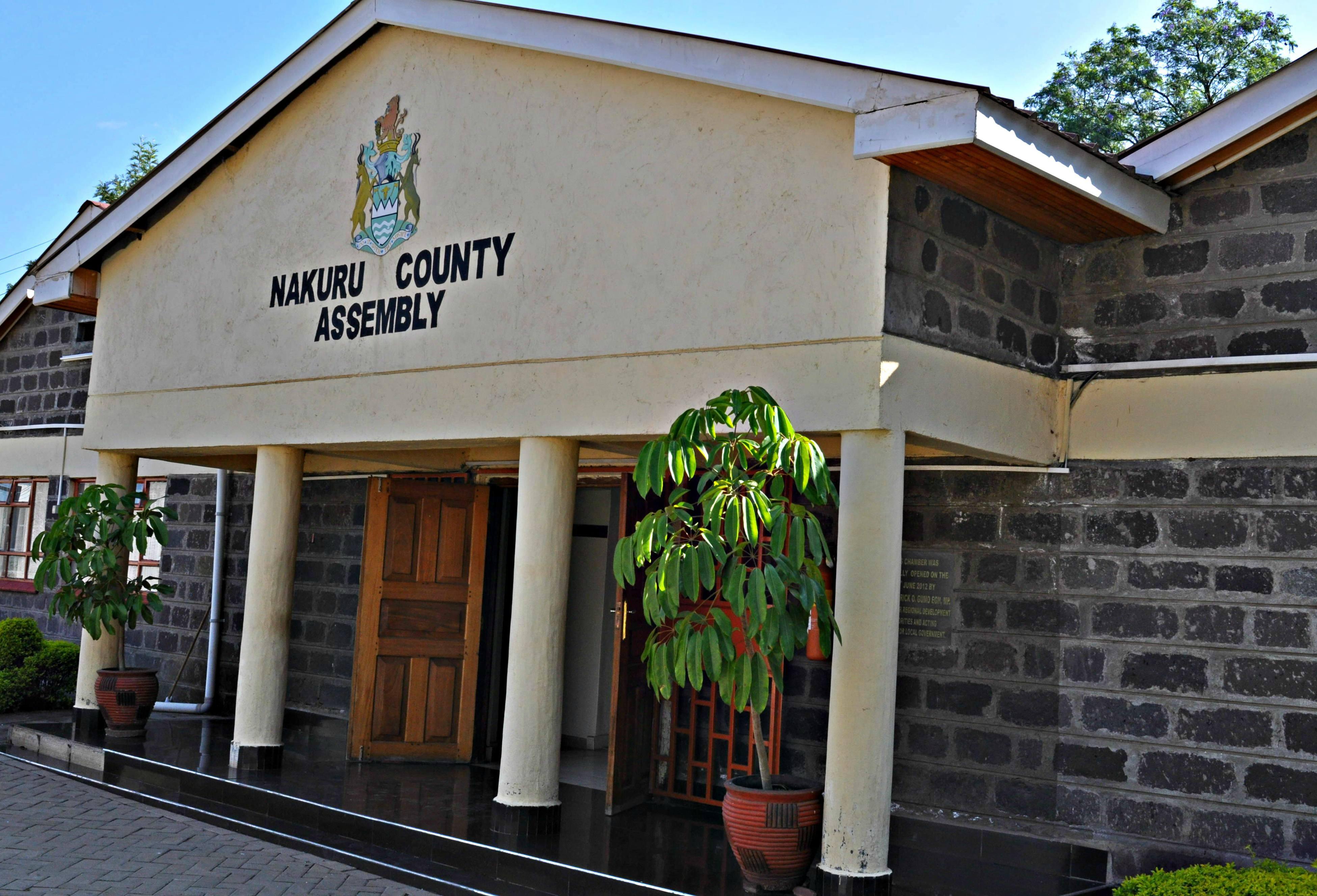 Nakuru County Assembly